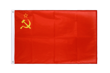 USSR Soviet Union - Grommet Flag PRO 2x3 ft