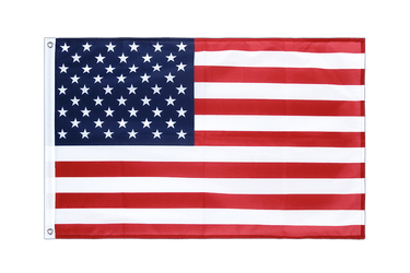 USA Grommet Flag PRO 2x3 ft