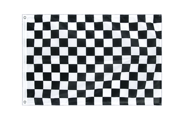 Checkered Grommet Flag PRO 2x3 ft