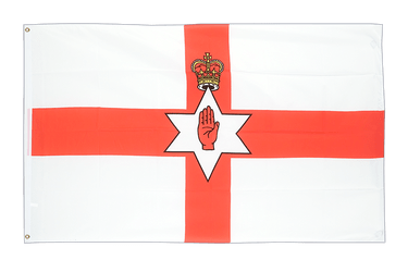 Northern Ireland 5x8 ft Flag