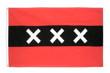 Amsterdam - 2x3 ft Flag