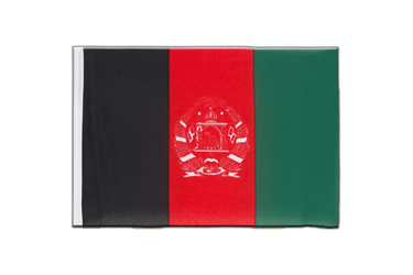 Afghanistan Little Flag 6x9""