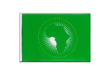 African Union AU Little Flag 6x9""