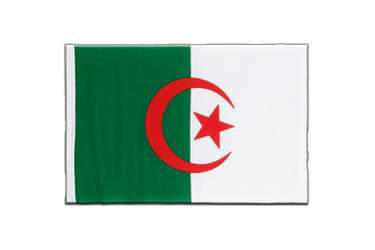 Algeria - Little Flag 6x9""