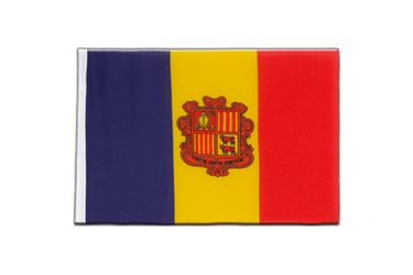 Andorra Little Flag 6x9""