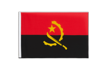 Angola - Little Flag 6x9""