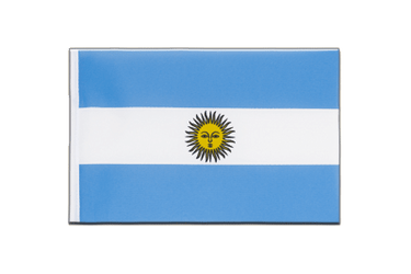 Argentina - Little Flag 6x9""