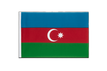Azerbaijan - Little Flag 6x9""
