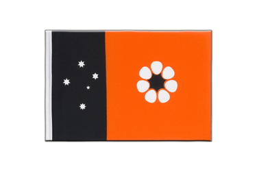 Northern Territory - Little Flag 6x9""