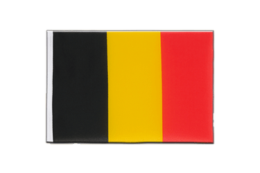 Belgium Little Flag 6x9""
