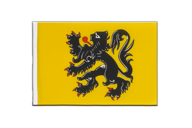 Belgium Flanders Little Flag 6x9""