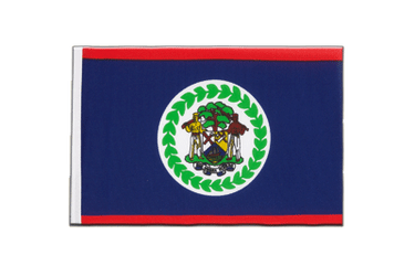 Belize Little Flag 6x9""