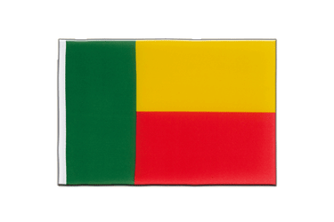 Benin Little Flag 6x9""