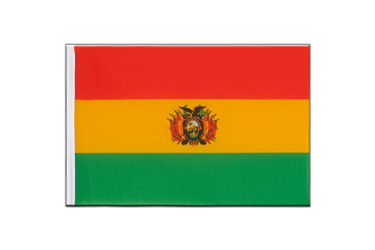 Bolivia Little Flag 6x9""