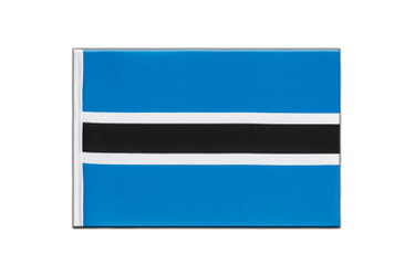 Botswana Little Flag 6x9""