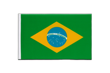 Brazil Little Flag 6x9""