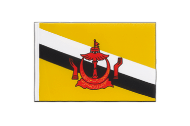 Brunei Little Flag 6x9""