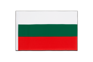 Bulgaria Little Flag 6x9""