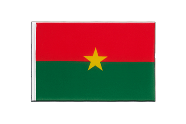 Burkina Faso - Little Flag 6x9""