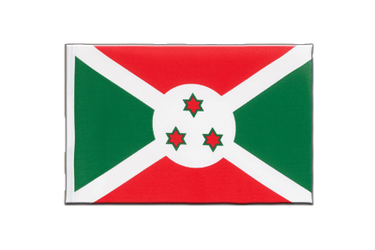 Burundi Little Flag 6x9""