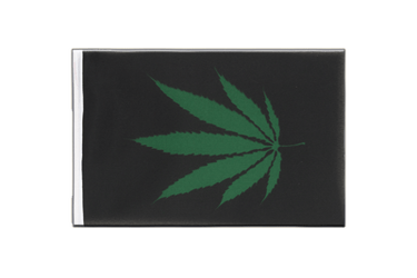 Cannabis Reggae Little Flag 6x9""