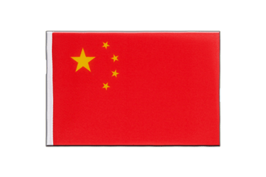 China - Little Flag 6x9""