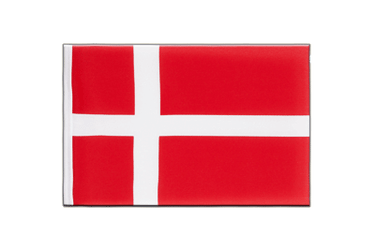 Denmark Little Flag 6x9""