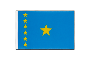 Democratic Republic of the Congo old Little Flag 6x9""