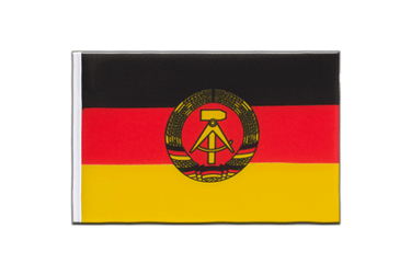 GDR Little Flag 6x9""
