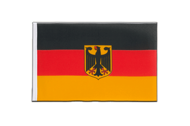 Germany Dienstflagge Little Flag 6x9""