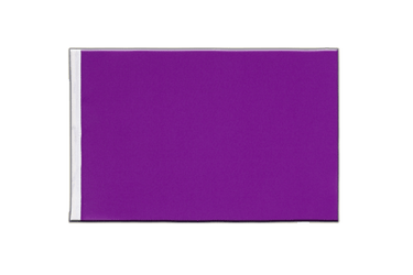 Purple Little Flag 6x9""