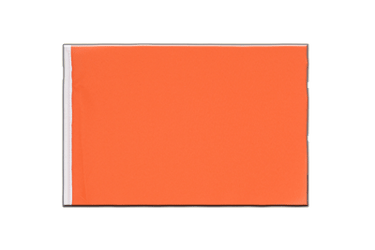 Orange Little Flag 6x9""