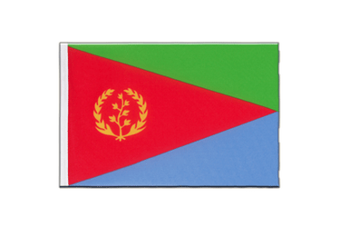 Eritrea - Little Flag 6x9""