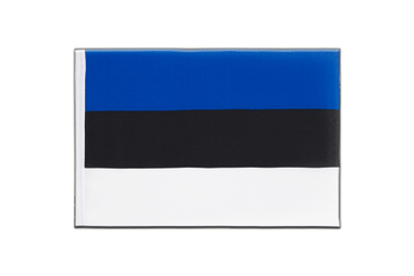 Estonia - Little Flag 6x9""