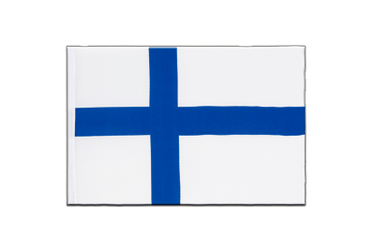 Finland Little Flag 6x9""