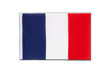 France Fanion 15 x 22 cm