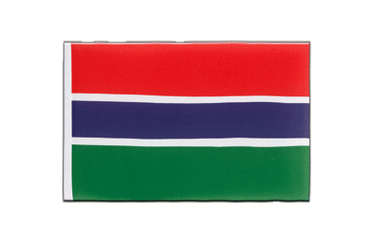 Gambia - Little Flag 6x9""