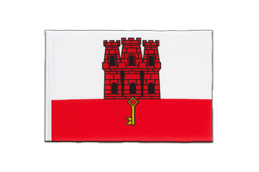 Gibraltar Little Flag 6x9""