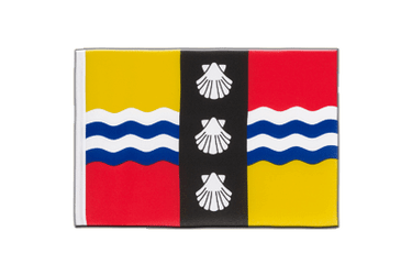 Bedfordshire Little Flag 6x9""