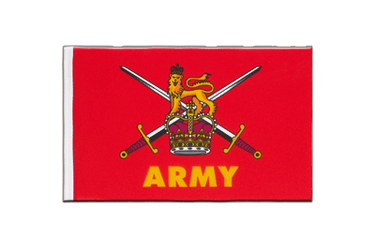 British Army Little Flag 6x9""