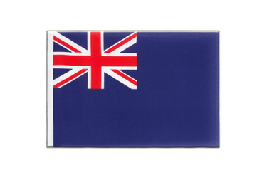 United Kingdom Naval Blue Ensign 1659 Little Flag 6x9""