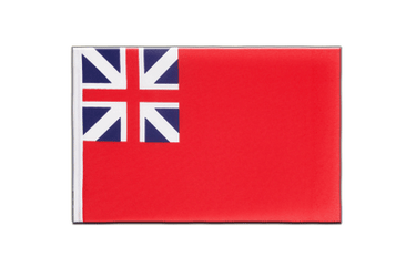 United Kingdom Red Ensign 1707-1801 - Little Flag 6x9""