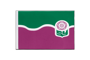 South Yorkshire Little Flag 6x9""