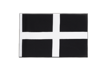 St. Piran Cornwall - Little Flag 6x9""