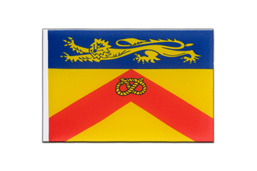 Staffordshire Little Flag 6x9""
