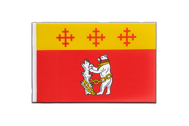 Warwickshire Little Flag 6x9""