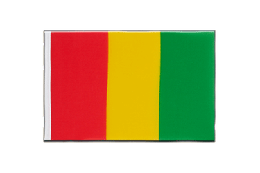 Guinea - Little Flag 6x9""