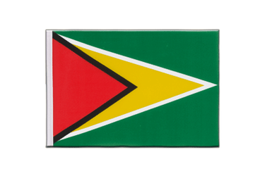 Guyana - Little Flag 6x9""