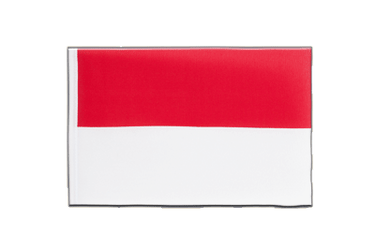 Indonesia Little Flag 6x9""