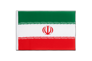 Iran - Little Flag 6x9""